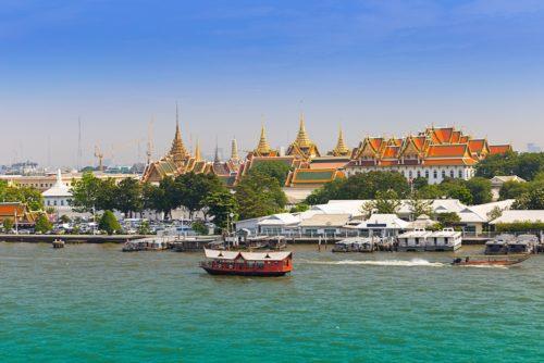 Bangkok ciudad del vicio