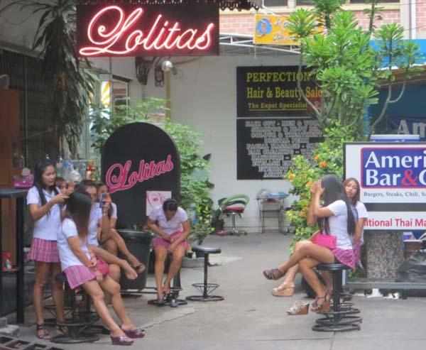 Lolitas bj bar