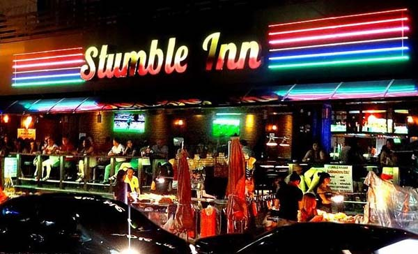 Stumble Inn Beer Bar Soi Nana