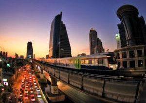 Transporte Urbano Bangkok