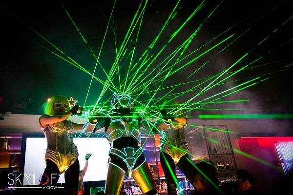 Skylof by Glow. HCMC