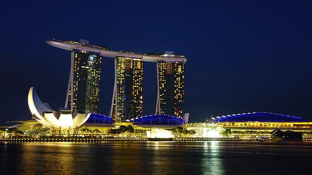 Hotel. Singapur.