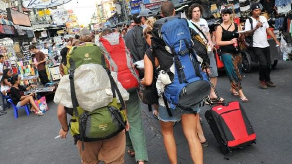 Mochileros y backpackers