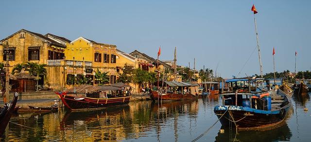 Hoi An. Mi primera diarrea en Vietnam.