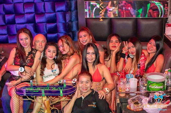 Bachelor. Pattaya.