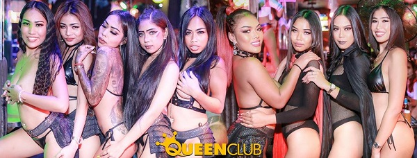 Chicas Queen Club. Pattaya