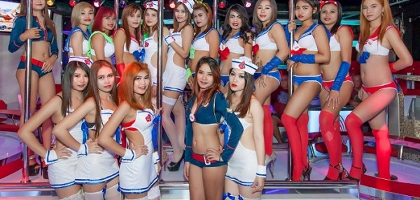 Chicas de Touch LK Metro Pattaya