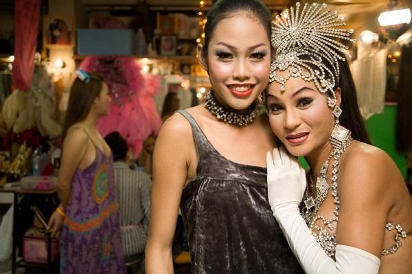 Ladyboys en Phuket