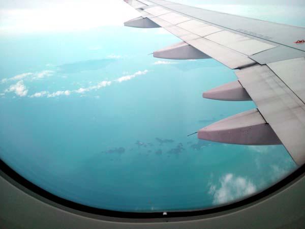 Mar de Andamán. De Krabi a Ko Phi Phi