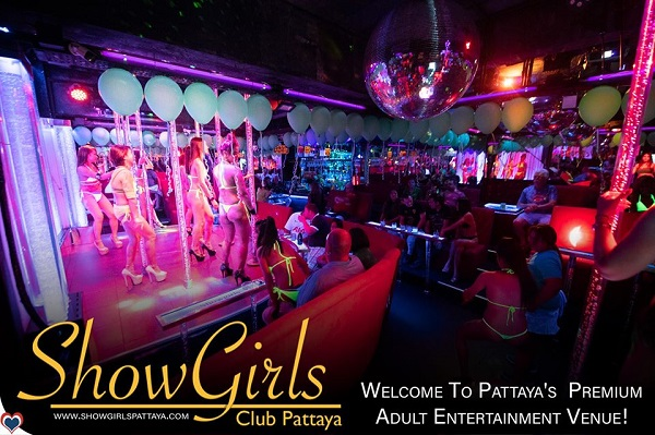 Showgirls Agogo. Pattaya.
