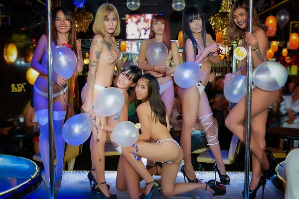Sugar Sugar Agogo Bar. LK Metro Pattaya.