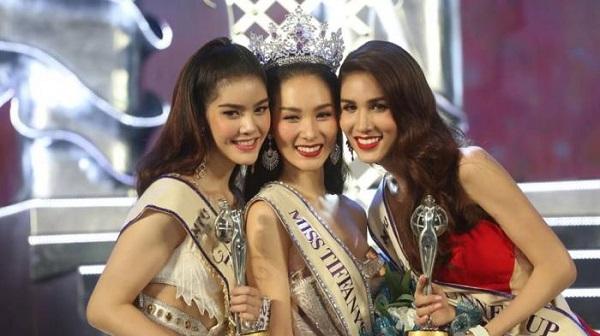 Concurso de belleza de Ladyboys. Tailandia