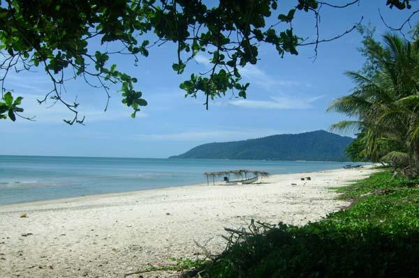De Surat Thani a Khanom. Playa.