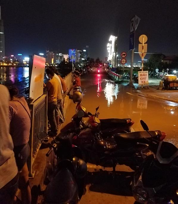Desde el río. Saigón.