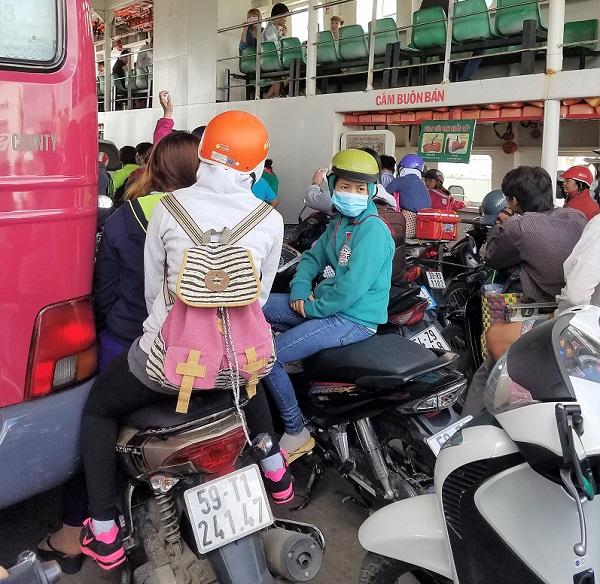 Excursión en moto desde Saigón