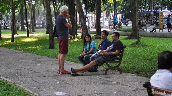 Parque 23-9 Saigón.