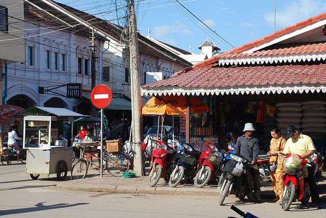 Calle de Camboya