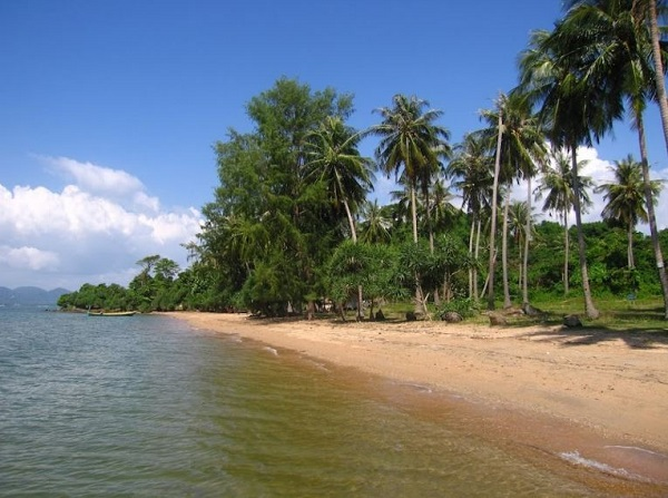 Isla de Koh Tonsay. Kep. Camboya