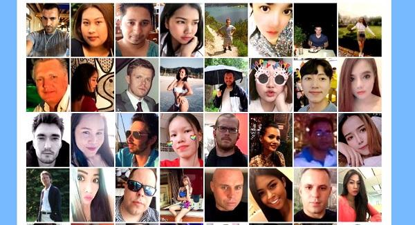 Thaicupid. App ligar en Tailandia